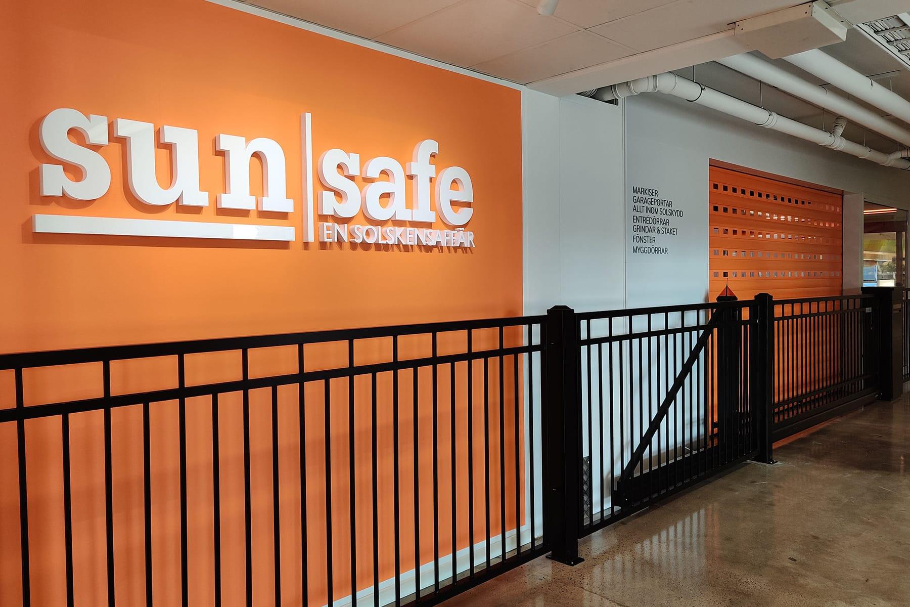 Sunsafe designbutik öppnades Augusti 20 2020